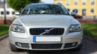 Grill XC-Look Volvo S40N/V50 2004-2007