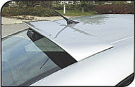 Takspoiler Opel Astra (G) Coupe