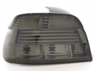 Baklampor LED Smoke BMW 5-Serien E39 Sedan 2001-2003