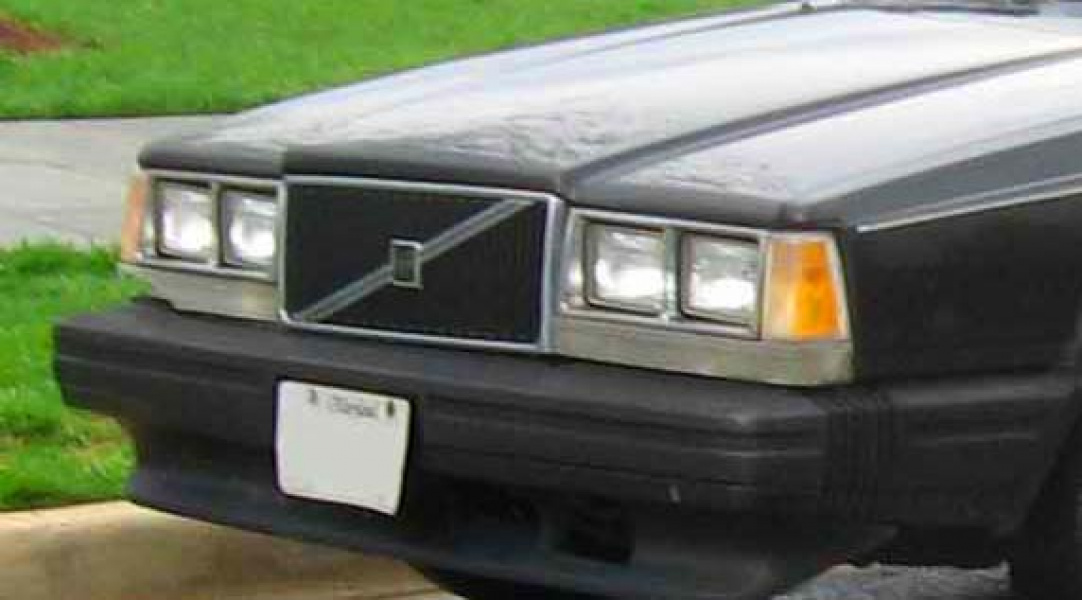 Positionslyktor USA Volvo 740 1984-