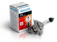 2-Pack Philips Halogen H4 Lampa Rally 100/90W
