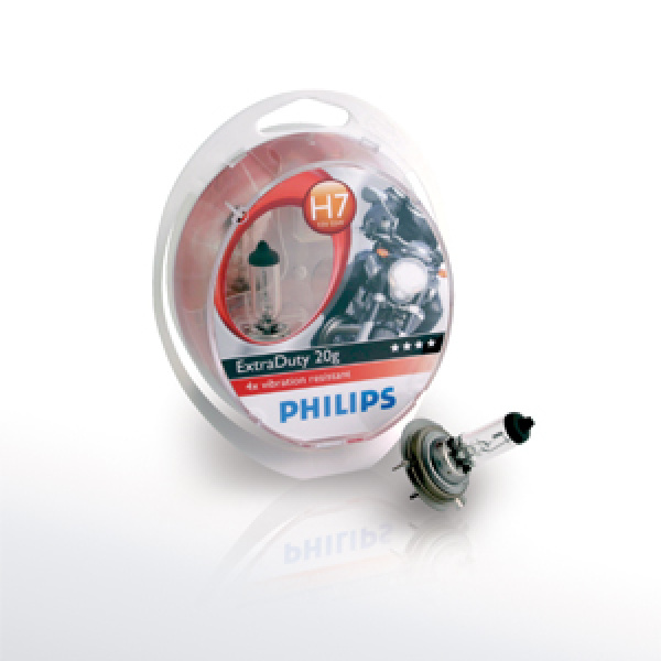 Philips Halogen H7 Lampa Extra Duty