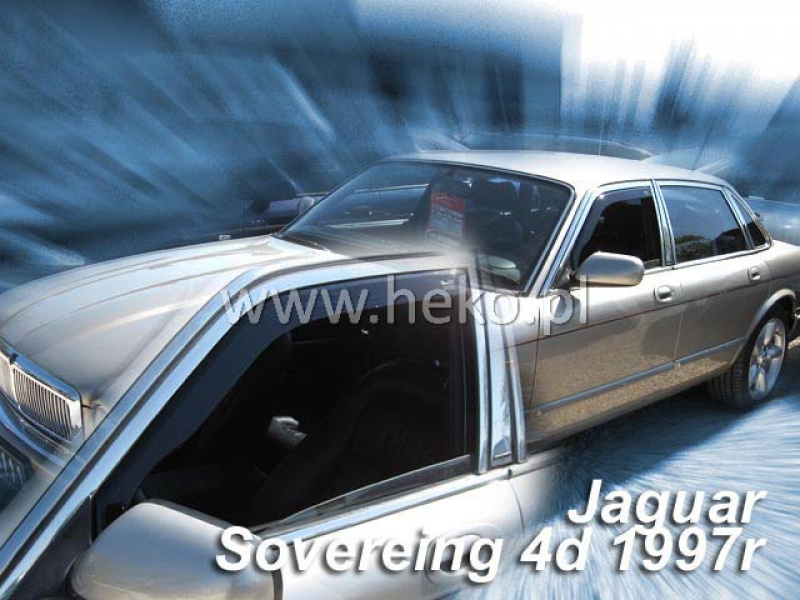 Vindavvisare Jaguar Sovereign 4-Dörrars XJ 308 1997-2002