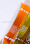FoliaTec Fälgstriping Orange  Universal