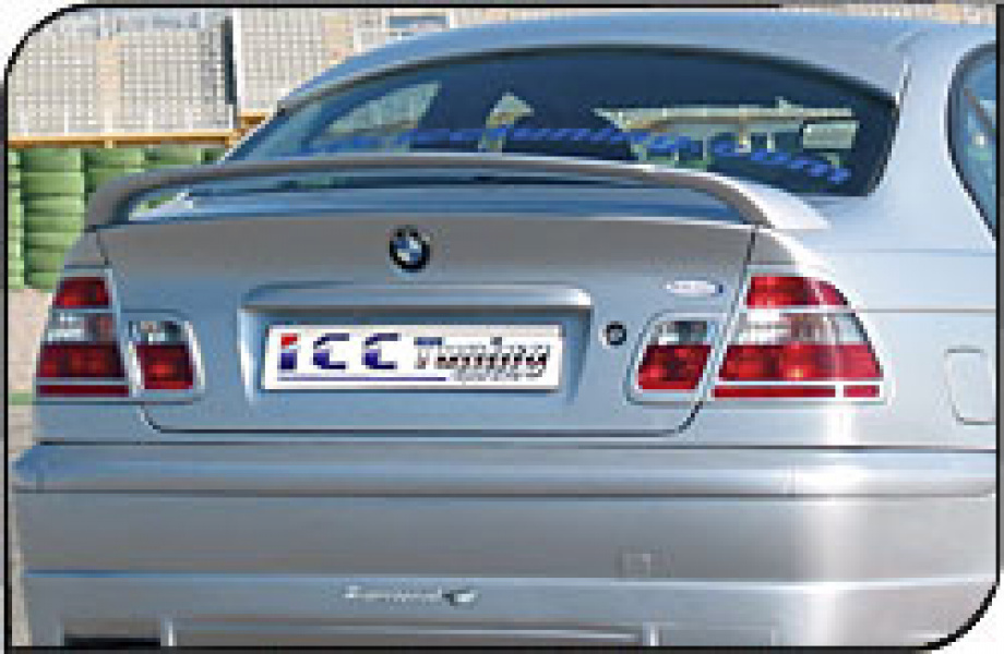 Vinge BMW 3-Serien E46 Sedan