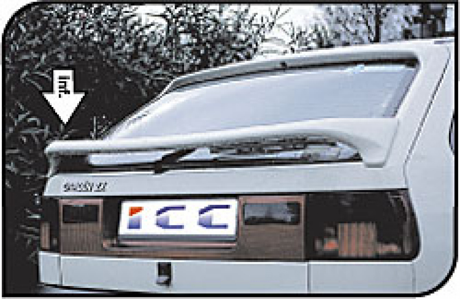 Vinge Citroën ZX Inferior