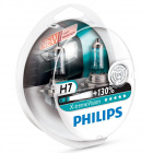 2-Pack Philips Halogen H7 Lampa X-tremeVision +130%