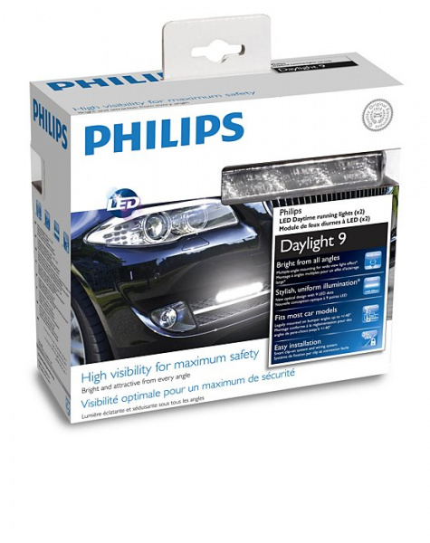 Philips DRL LED DayLight 9