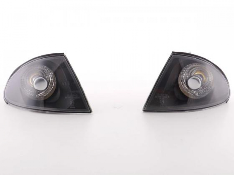 Blinkers Svart BMW 3-Serien E46 Sedan/Touring 1998-2001