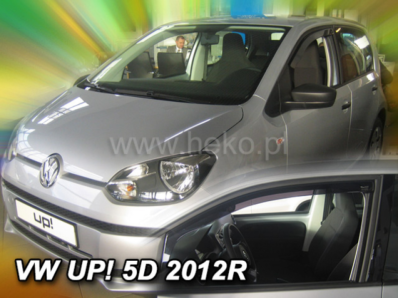 Vindavvisare VW Up! 5-Dörrars 2012-